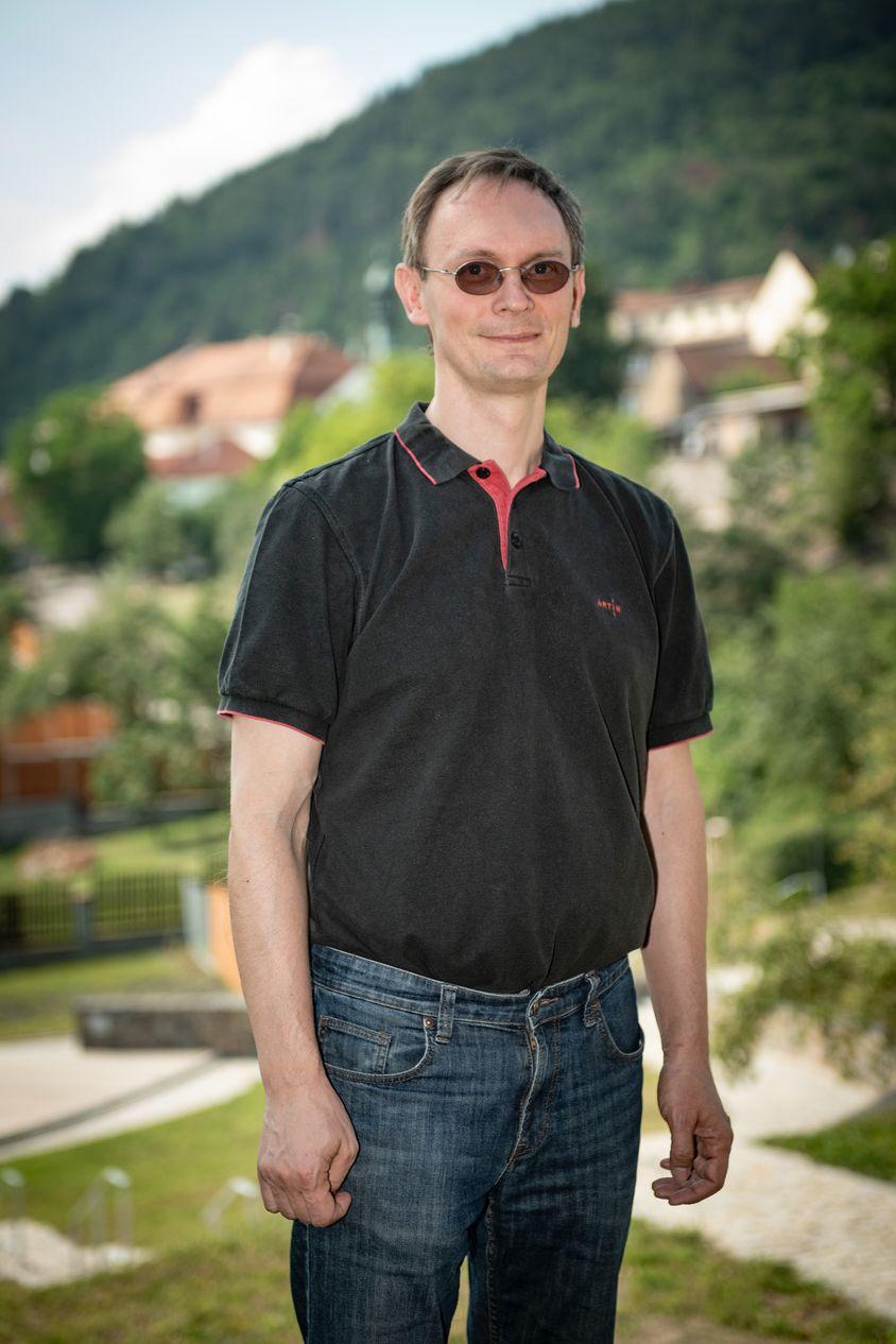 Ing. Tomáš Ondráček, Ph.D.