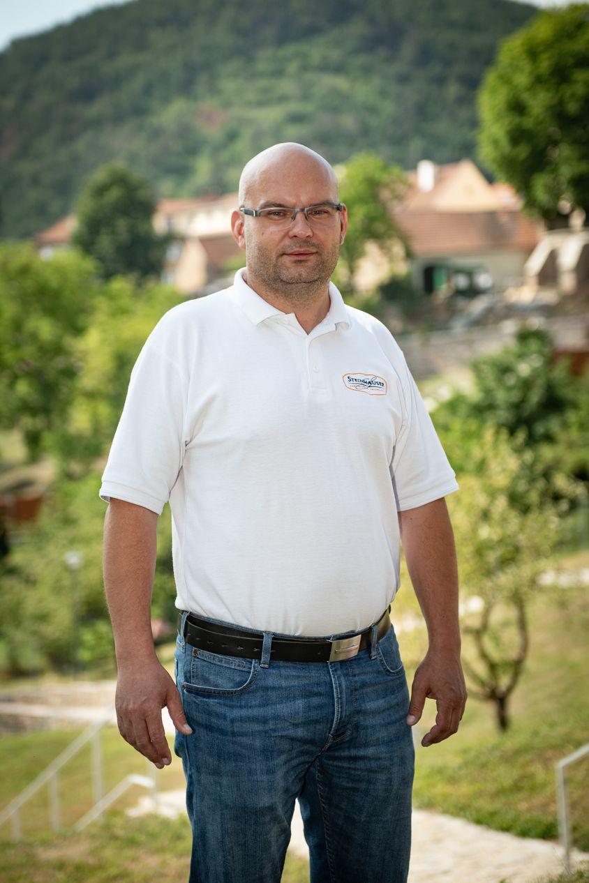 Ing. Ladislav Steinhauser