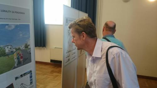 Proměny Tišnova, veřejná prezentace 20. 6. 2018