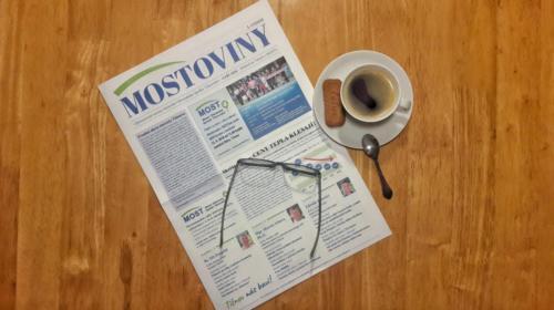 MOSToviny I - Optimistické noviny Místního Občanského Spolku Tišnováků